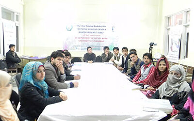 Awareness Raising regarding Gender Based Violence for the Students of Universities