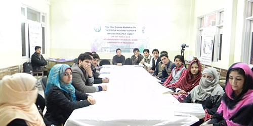 Awareness Raising regarding Gender Based Violence for the Students of Universities