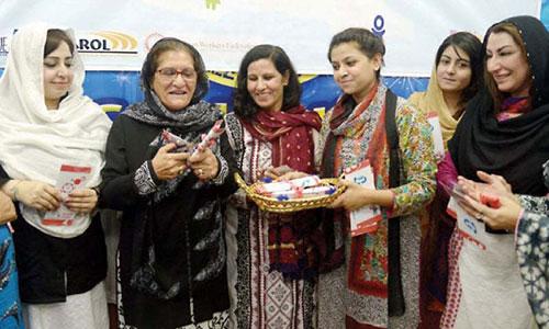 Body set up for welfare of KP women